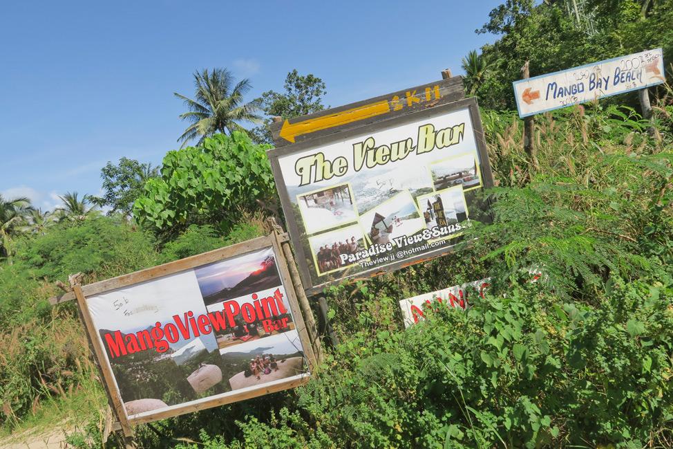Hiking Mango Bay Viewpoint Koh Tao
