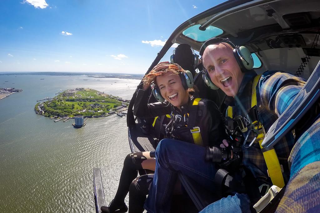 Open Door Helicopter Tour