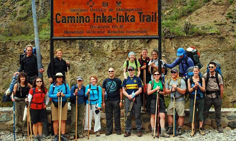 Classic Inca Trail