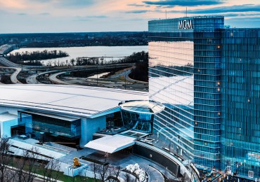 MGM National Harbor, MGM Resorts' first hotel-casino property in the Washington, D.C., area, opened in December 2016.
