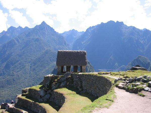 Funerary Rock Hut