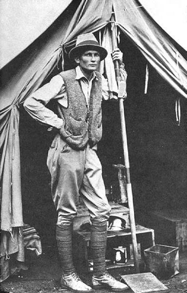 Photo of Hiram Bingham