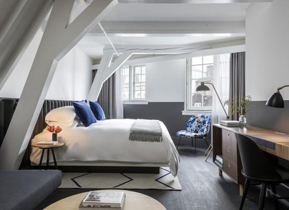 Kimpton DeWitt Amsterdam Hotel. Interior Design. Photography. Laure Joliet