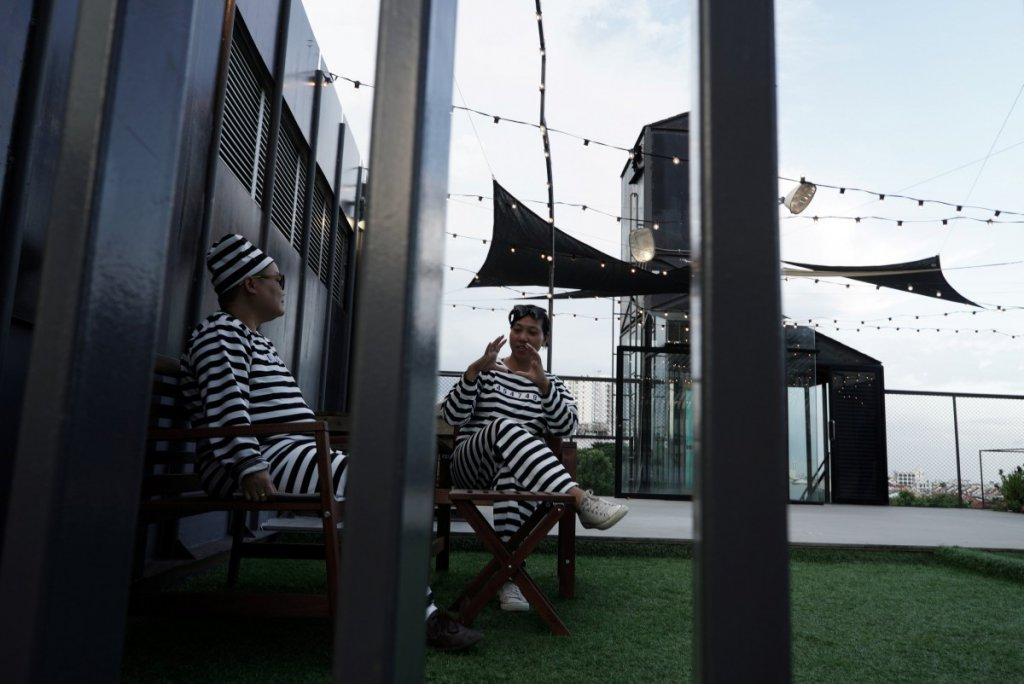Thailand: Prison-themed hotel in Bangkok offers 'life behind bars'  Thailand: Prison-themed hotel in Bangkok offers 'life behind bars'