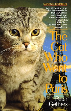 Best Travel Books: The Cat Who Went To Paris