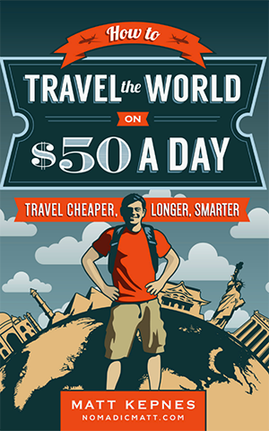 Best Travel Books: How To Travel The World On $50 A Day