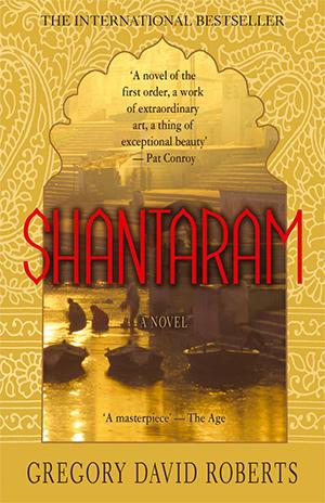 Best Travel Books: Shantaram