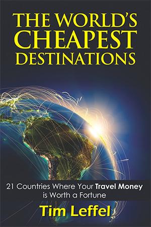 Best Travel Books: World's Cheapest Destinations