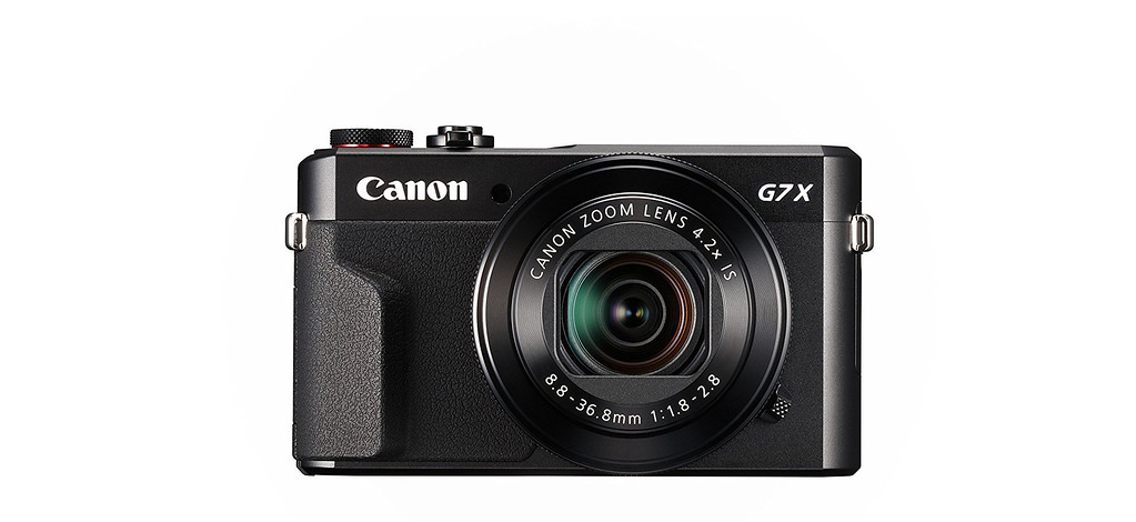 Canon G7X II Travel Camera