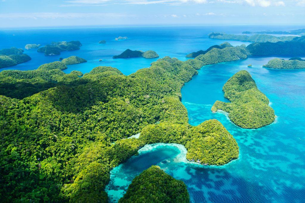 tropical islands pulau