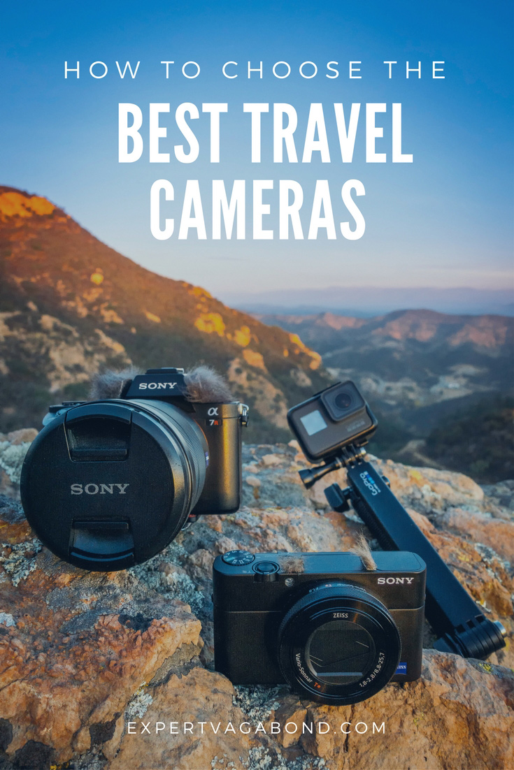 How To Choose The Best Travel Camera. More at ExpertVagabond.com