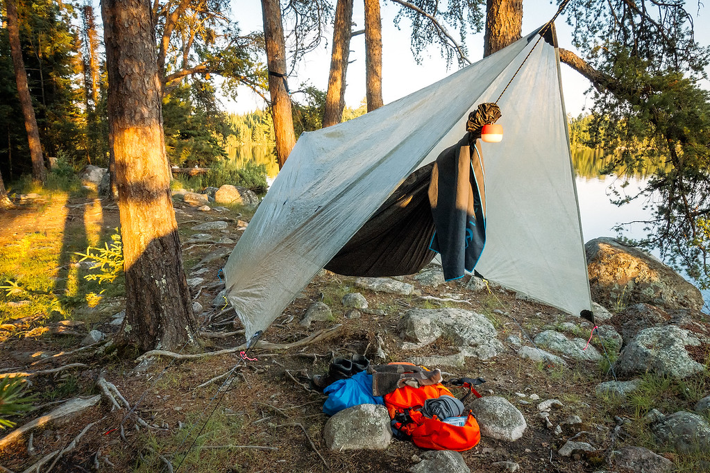 Hammock Camping Minnesota