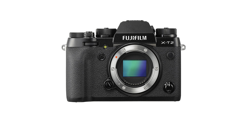 Fujifilm X‑T2 Travel Camera
