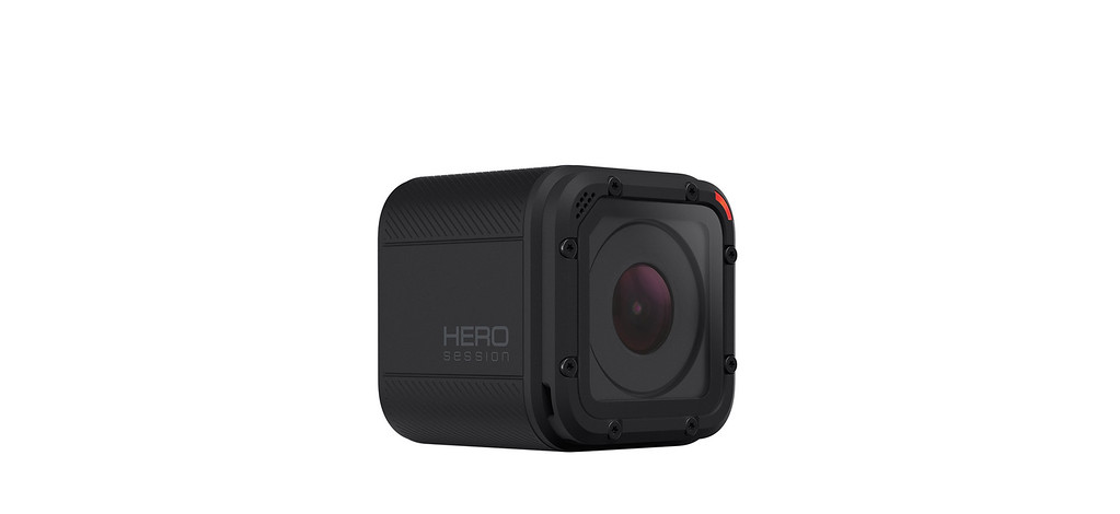 GoPro Session Travel Camera