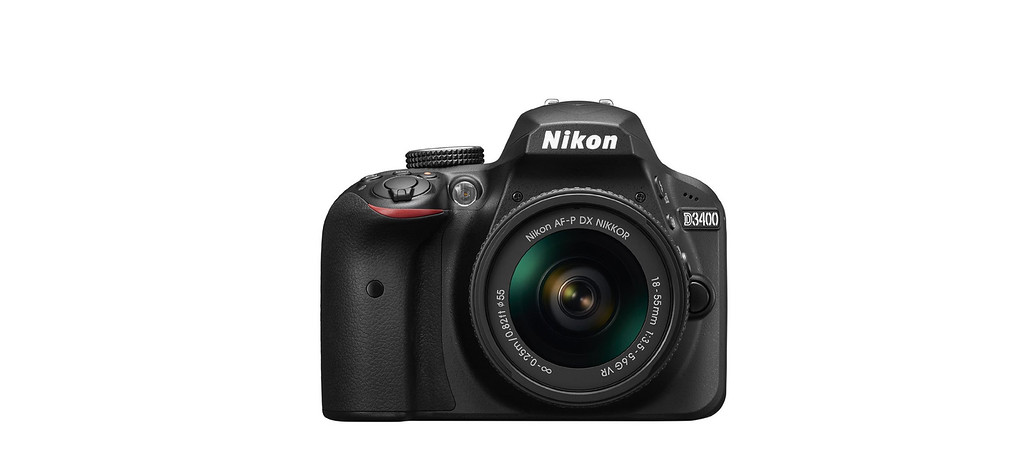 Nikon D3400 Travel Camera