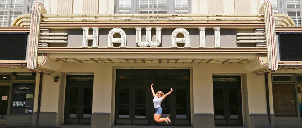 Hawaii Theater, Oahu