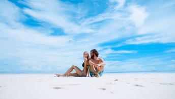 Instagrammed beaches