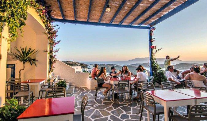 francesco's hostel view in ios