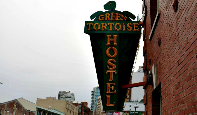 Green Tortoise Hostel, Seattle