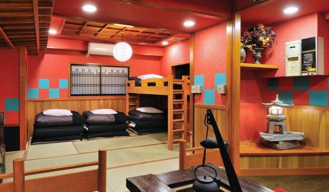 khaosan tokyo hostel