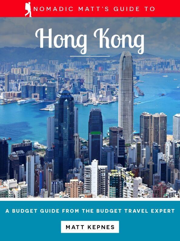 Hong Kong Guidebook Nomadic Matt