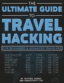 ultimate guide to travel hacking